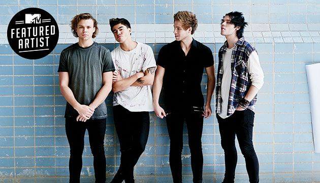Featured Artist: 5 Seconds of Summer