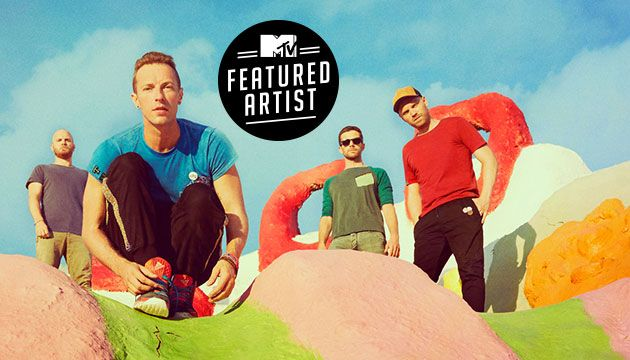 Featured Artist: Coldplay