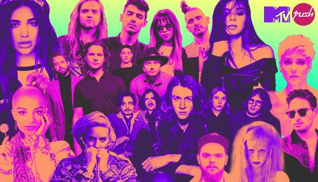 MTV Push: 2016 Round Up