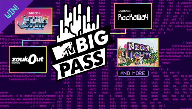 MTV Big Pass
