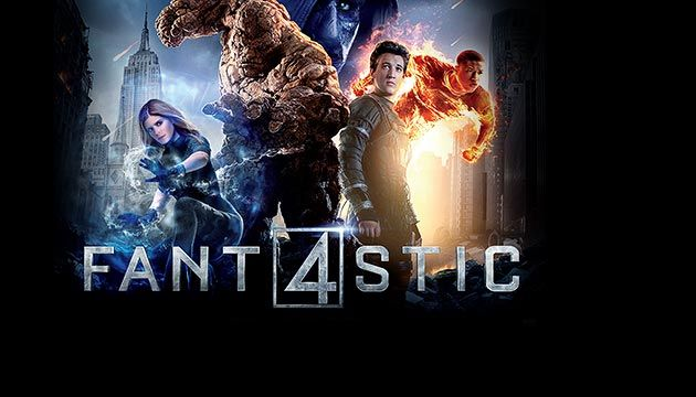 Win Fantastic Four merchandise