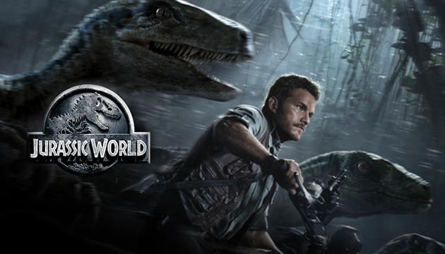 Win Jurassic World Merchandise!