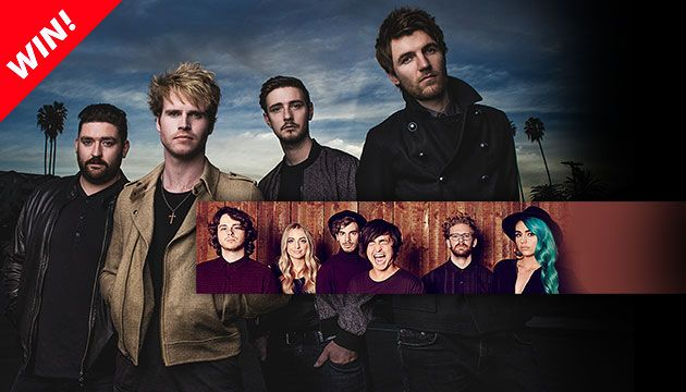 Win Tickets to Kodaline!