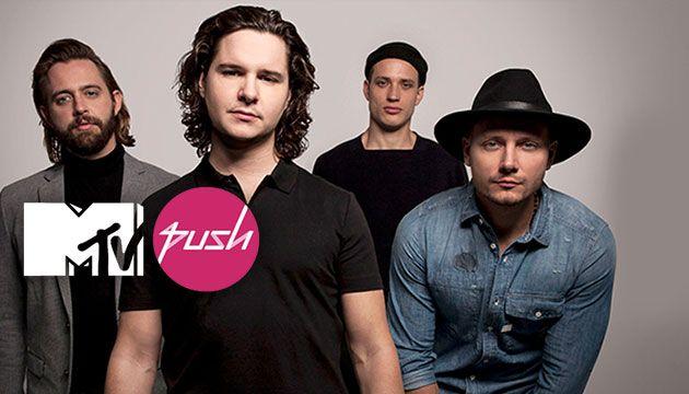 MTV Push: Lukas Graham