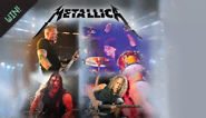 Win Tix To Catch Metallica!