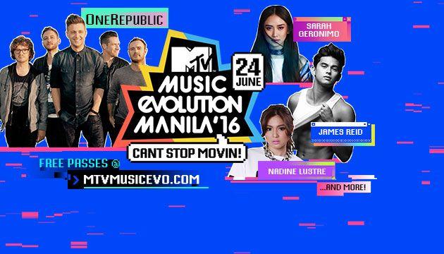 MTV Music Evo
