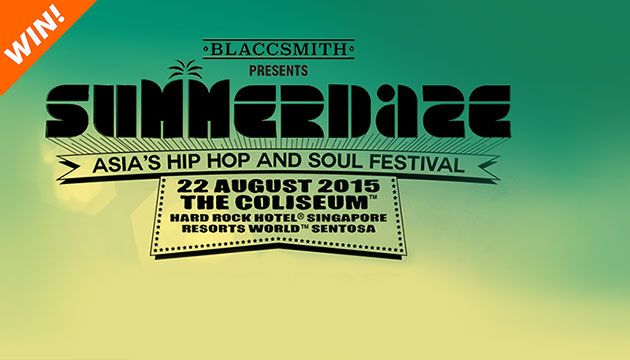 Win Tickets to Summerdaze 2015!