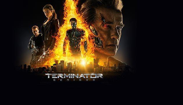 Win Terminator Genysis Merchandise!