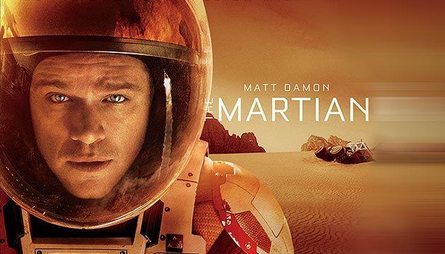 Win The Martian Merchandise!