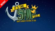 Win Passes to It's The Ship 2015!