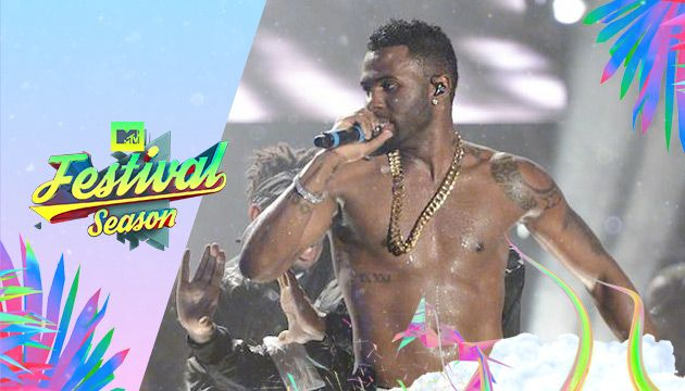 MTV World Stage: Jason Derulo