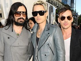 30 Seconds To Mars: Rock's Perpetual Motion Machine