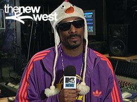 Snoop Dogg Salutes The New West For 'Taking Chances'