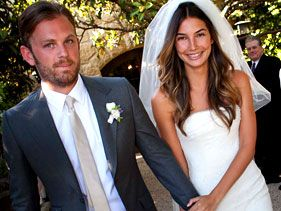 Kings Of Leon Frontman Caleb Followill Marries Lily Aldridge