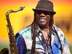 Clarence Clemons, Bruce Springsteen's Right Hand Sax Man, Dies at 69
