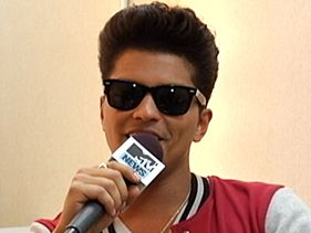 Bruno Mars Says VMA Win Would Be 'Coolest Thing Ever'