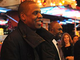 Jay-Z Throws A Carnival For College Kids' Scholarships