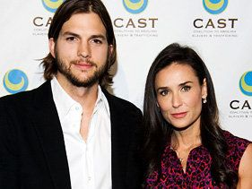 Ashton Kutcher And Demi Moore Announce Divorce
