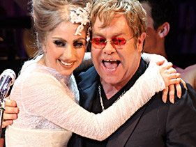Lady Gaga Reveals Elton John Duet For Next Album