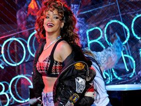 Rihanna's Talk That Talk Is 'Edgy And Passionate'
