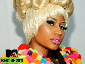 Nicki Minaj Is 'Reloaded' After A Breakthrough 2011