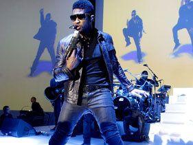 Usher's Next Album 'Soulful, Catchy,' Taio Cruz Teases