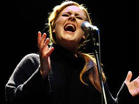 Adele's 21 Ties Another #1 Billboard Record