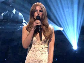 Lana Del Rey Calls Performing On Television 'Weird'