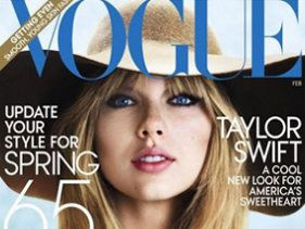 Taylor Swift Talks Relationship 'Red Flags' In Vogue