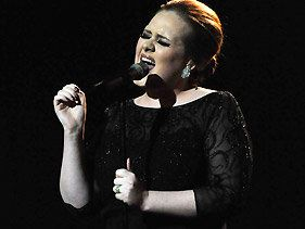 Adele 'Can't Wait' To Sing Live At Grammys