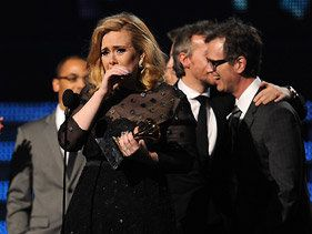 Adele Wins Album of the Year, Owns 2012 Grammys