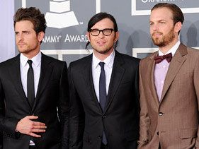 Kings Of Leon Put Drama Behind, Look Forward To New Album