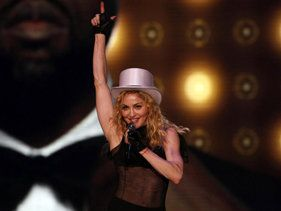 Madonna Crowned 'Greatest' Woman In Music
