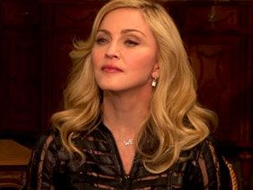 Madonna Pitches Her Next Dream Film