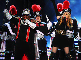 Madonna Super Bowl Gig A 'No-Brainer' For Cee Lo