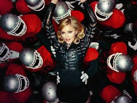 Madonna's 'Luvin' Not Meant To Be A Super Bowl Video