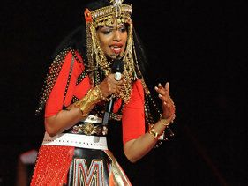 M.I.A.'s Super Bowl Middle Finger And More: A Career Of Controversy