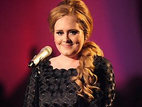 Adele's Impressive Run At #1: Just The Facts
