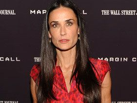 Demi Moore Leaves Rehab