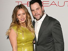 Hilary Duff Welcomes Baby Boy With Mike Comrie