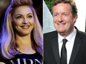 Madonna Banned From Both Of Piers Morgan's Shows