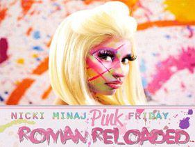 Nicki Minaj Releases 'Pink Friday: Roman Reloaded' Album Art
