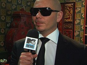 Pitbull Would Love To 'Follow In Will Smith's Footsteps'