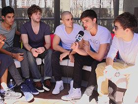 The Wanted Keeping U.S. Debut Album 'Upbeat'