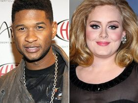 Usher Says The World 'Deserves' An Usher/Adele Collaboration