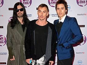 30 Seconds To Mars' Next Album Will Be A 'Dramatic Departure'