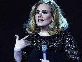 Adele Is England's Richest Young Singer