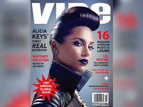 Alicia Keys, Swizz Beatz Share Intimate Details With Vibe