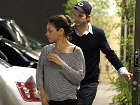 Ashton Kutcher And Mila Kunis: More Than Friends?