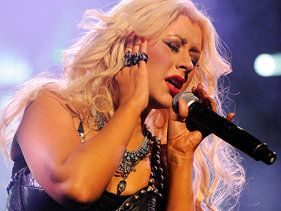 Christina Aguilera Promises 'Amazing' Album In 2012